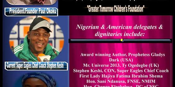 Okoku Launches Youth Foundation